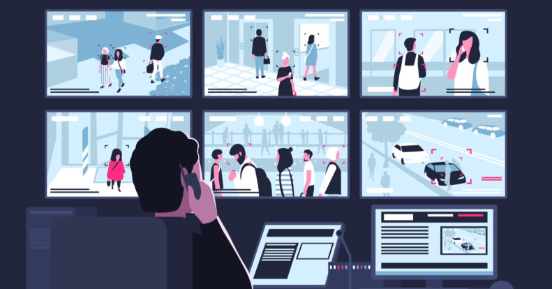 Video analytics: work process control