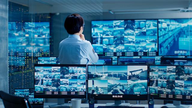 Видеонаблюдение, как часть системы безопасности на производстве.