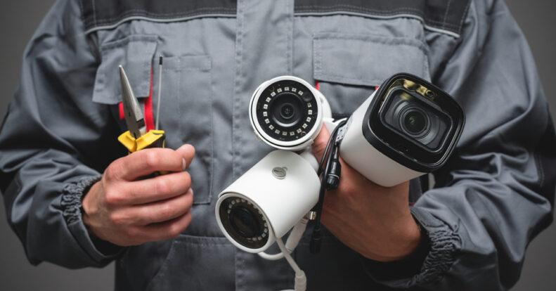 Обслуживание систем видеонаблюдения.  7 правил экономии