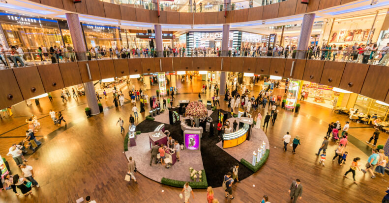 Optimization of video surveillance in the shopping centre before the holidays and sales
