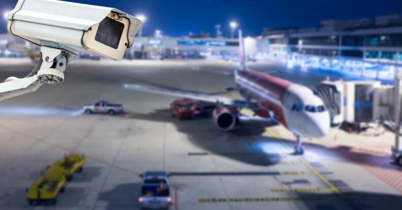 Видеонаблюдение в аэропортах. Специфика и функционал