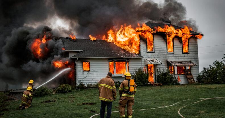 Видеонаблюдение как средство борьбы с пожарами