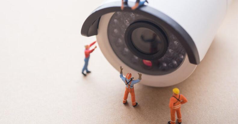 8 секретов искусной установки камер для распознавания лиц
