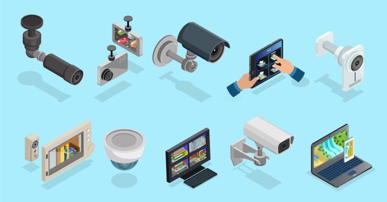 Топовая пятерка камер наружного наблюдения 2021 года