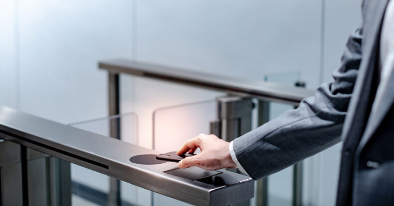 Differences and Similarities Between Access Control and Entry Control